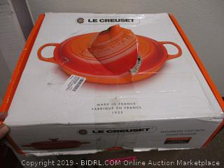 Le Creuset Cast Iron Pan