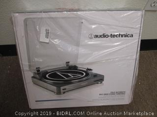 Audio Technica Stereo Turntable