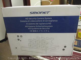Smonet HD Security Camera System