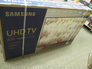 "Samsung UHD TV 65"" Screen"