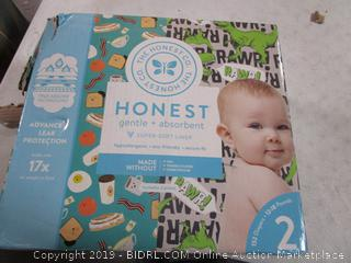 Honest Company Diapers Size 2