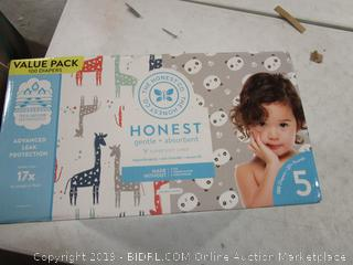 Honest Company Diapers Size 5