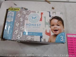 Honest Company Diapers Size 3