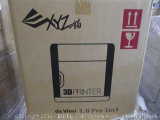Da Vinci 1.0 Pro 3 in 1 Printer
