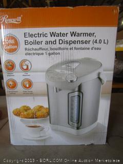 Electric Water Warmer