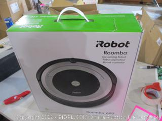 Robot Roomba Vacuuming Robot
