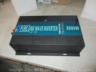 Reliable Electric Pure Sine Wave Inverter