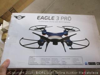 eagle Pro Quadcopter Drone with Wi Fi Camera