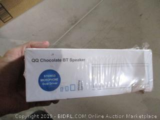 DQ Chocolate BT Speaker Sealed box damage