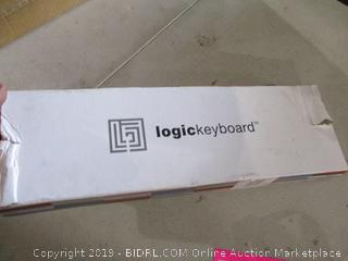 Logic Keyboard sealed box damage