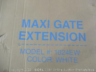 Gate Extension