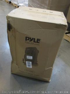 Pyle Portable Karaoke Sound System Bluetooth Wireless Streaming