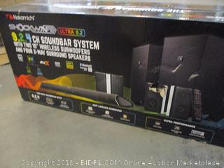 Nakamichi Shockwave Soundbar System