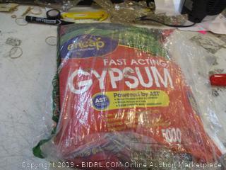 Fast Acting Gypsum