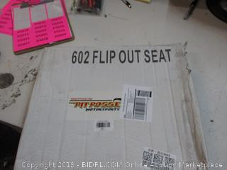 Flip Out Seat