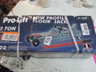 Pro lift Floor Jack