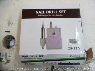Nail Drill Set