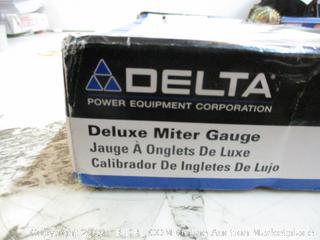 Delta Miter Gauge