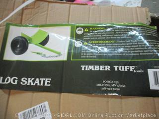 Log Skate Timber Tuff