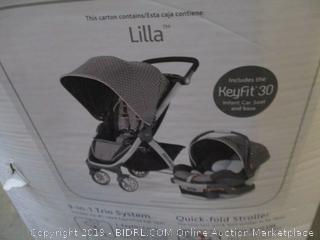 Chicco Quick fold Stroller