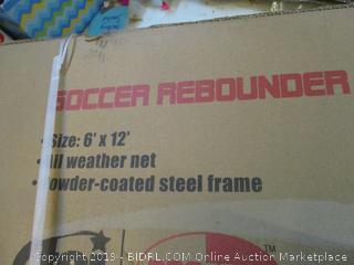 Soccer Rebounder factory Sealed