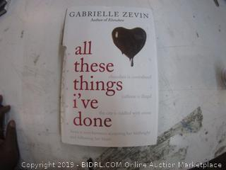 All these thing I've done