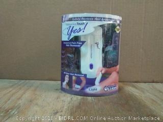 Yes Instant & Pain Free Hair Remover