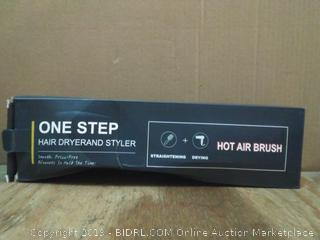 Lone Step Hot Air Brush