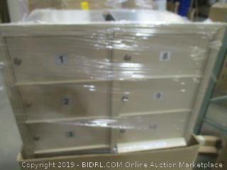 Salsbury Horizontal Mailbox
