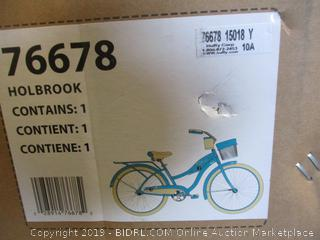 Huffy Holbrook Bicycle