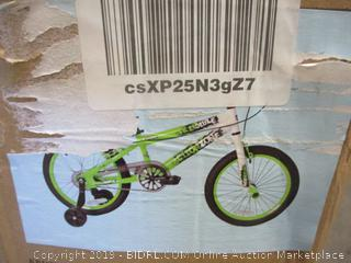 "Kent 18"" Boy's Bicycle"