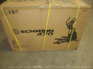 Schwinn 470 Elliptical Machine (Retail $1,200.00)