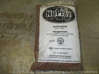 NuPlay Recycled Rubber Mulch