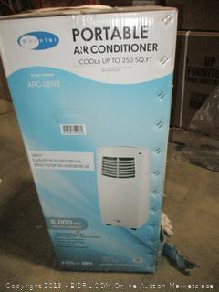 Whynter 8,000 BTU Eco-Friendly Portable Air Conditioner, White (ARC-08WB) (Retail $364.00)