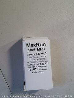 370 or 440 Vac MaxRun