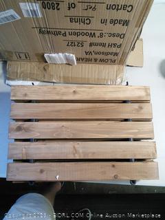 Wooden Flooring Material