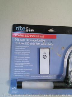 Wireless LED Picture Light