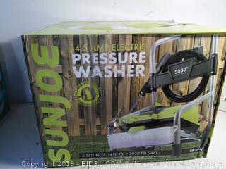 Pressure Washer ($140 Online)