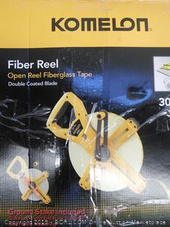 Komelon Open Reel Fiberglass Tool