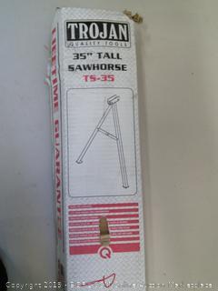 "35"" Tall Sawhorse"