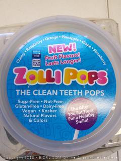 ZolliPops- The Clean Teeth Pops