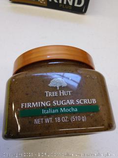 Italian Mocha- Firming Sugar Scrub