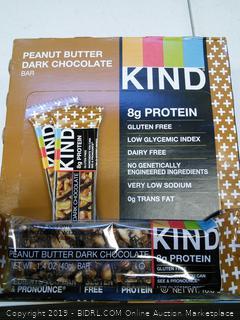 Kind Peanut Butter Dark Chocolate Protein Bars