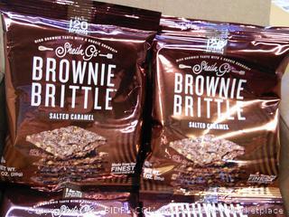 Brownie Brittle- Salted Caramel