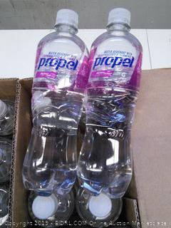 Propel water beverage with Electrolytes and Vitamins