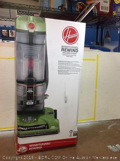 Hoover T-Series WindTunnel Rewind Plus Bagless Corded Upright Vacuum (online $97)