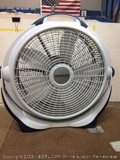 20″ Wind Machine Fan With 3 Energy-Efficient Speeds