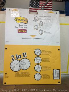 Dry Erase Post-It Easel Pad