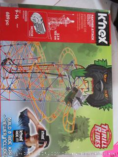 Knex Panther Attack Thrill Rides