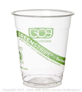 Eco-Products Renewable & Compostable Cold Cups, 7 oz, Case of 2000 (EP-CC7) (Online $121)